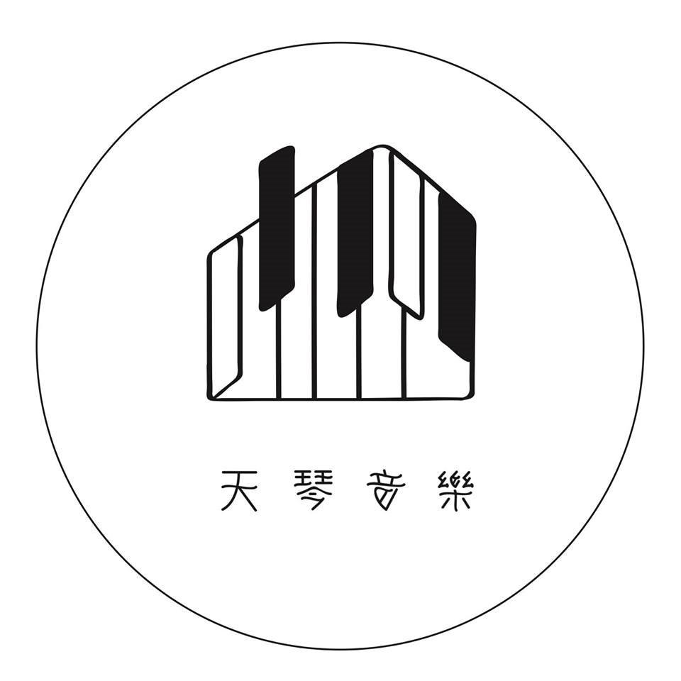 天琴专樂  Line,Logo,Circle,