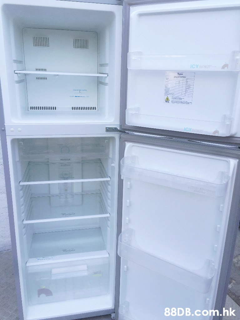 ICY .hk  Refrigerator,Major appliance,Home appliance,Kitchen appliance,Freezer