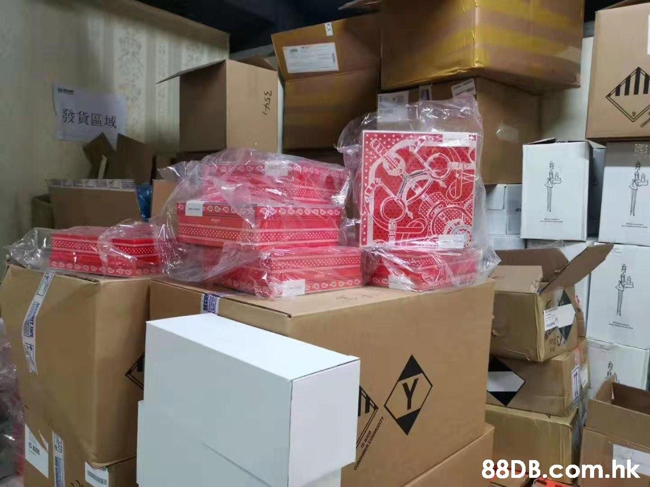 發貨區域 AЬ DORS .hk 354,  Carton,Material property,Box,