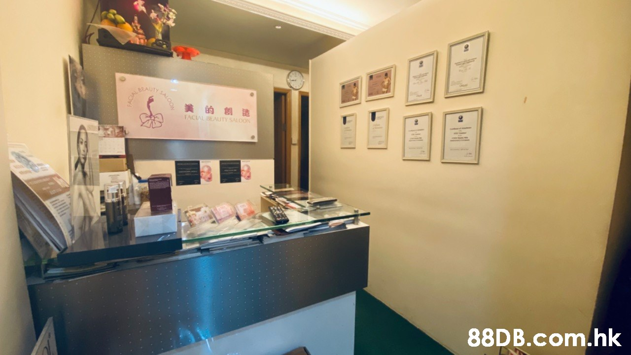 BEAUT FACIAL BEAUTY SALOON .hk SALOON  Property,Room,Interior design,Building,Furniture