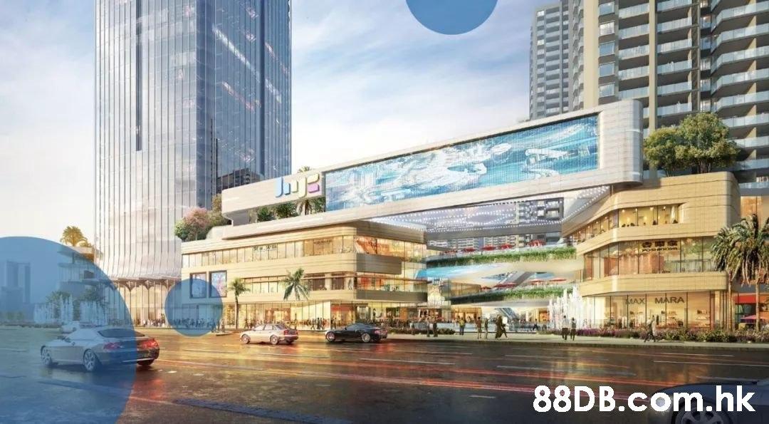 MARA .hk  Building,City,Commercial building,Metropolitan area,Human settlement