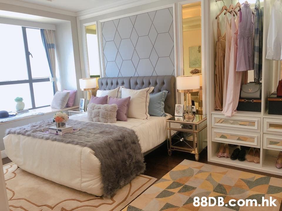 .hk  Furniture,Room,Property,Interior design,Bedroom