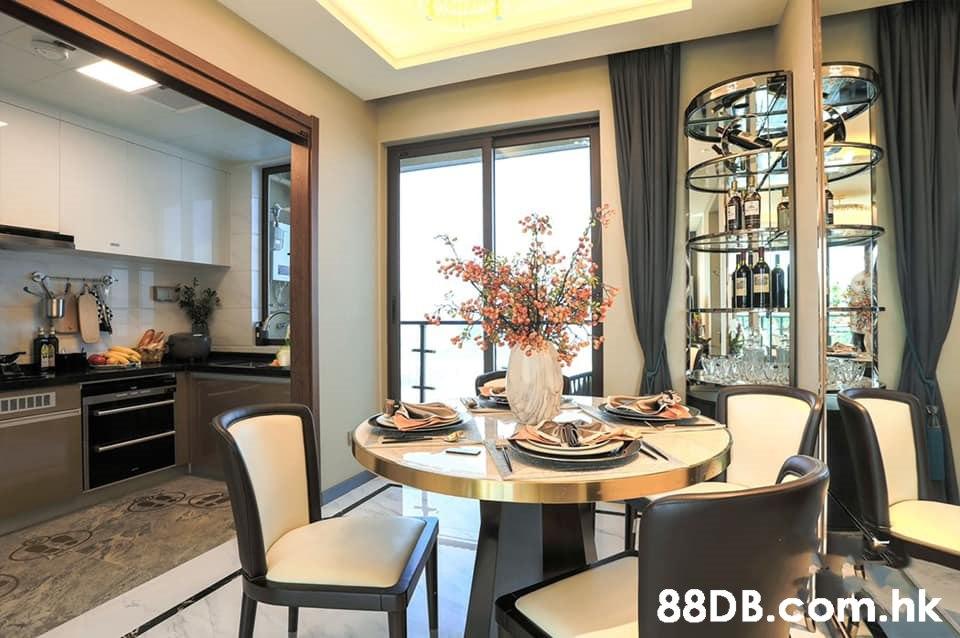 .hk  Room,Property,Interior design,Furniture,Dining room