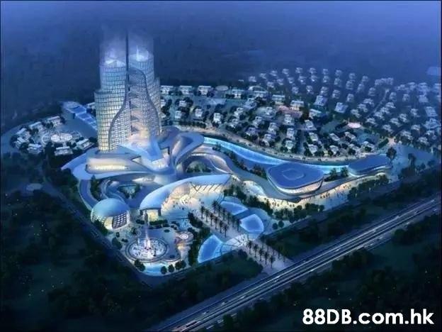.hk  Landmark,Artificial island,Metropolitan area,Urban design,Architecture