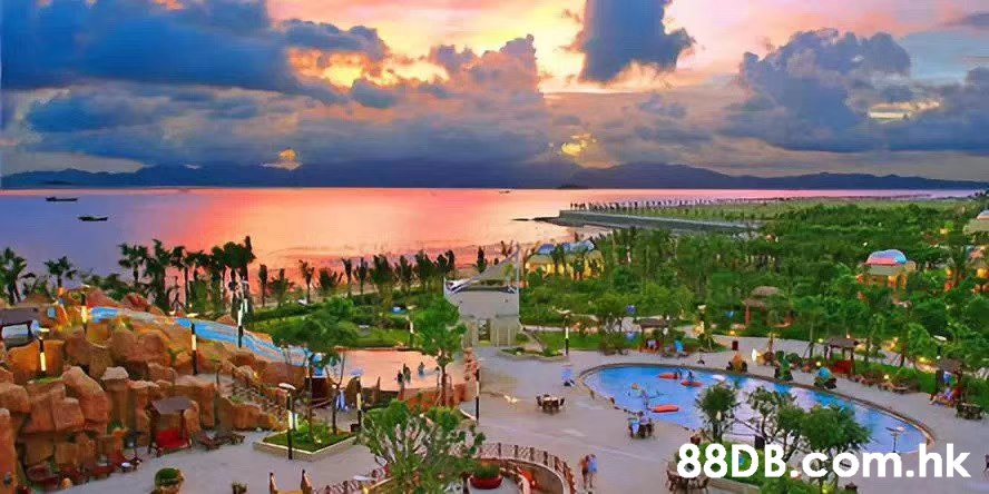 .hk  Resort,Vacation,Tourism,Sky,Leisure