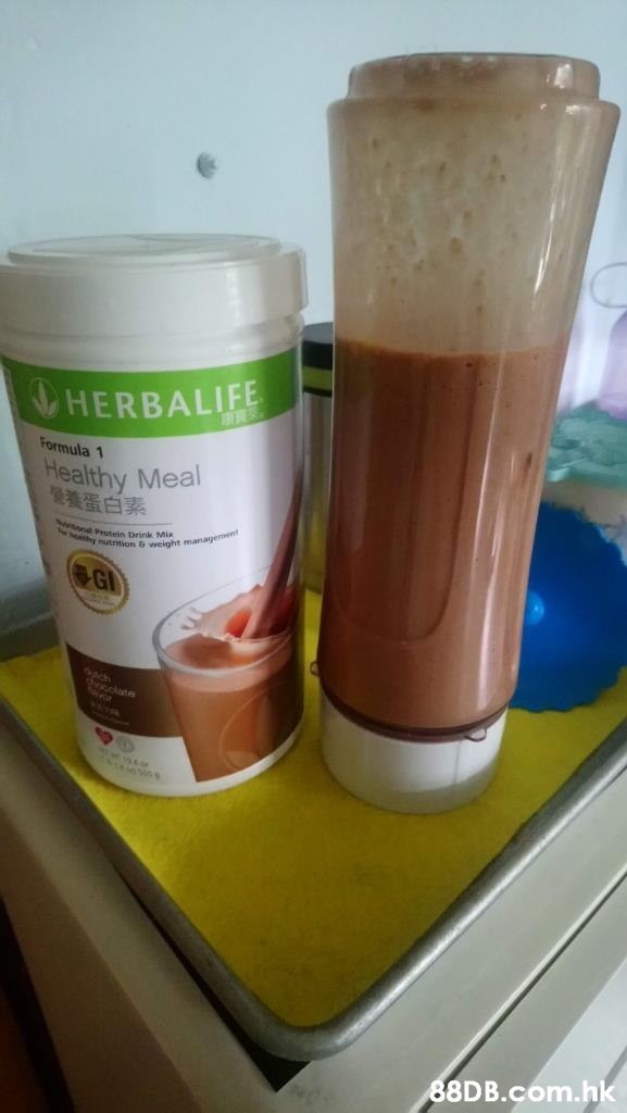 HERBALIFE Formula 1 Healthy Meal 養蛋白素 nal Protein Drink Mix eithy mutrition & weight management GI ocolate .hk  Drink,Food,Cup,Cup,Milkshake