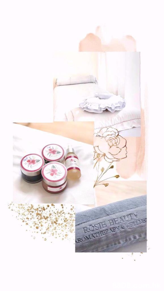 ROSIE BEAUTY AROMATHERAPY&WELLNE  Pink,Skin,Beauty,Material property,