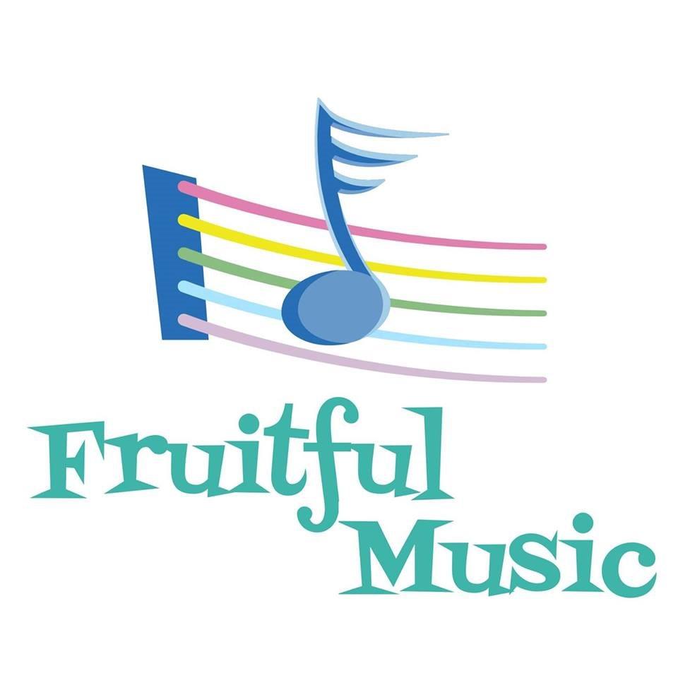 Fruitful Music  Text,Logo,Line,Font,Graphics