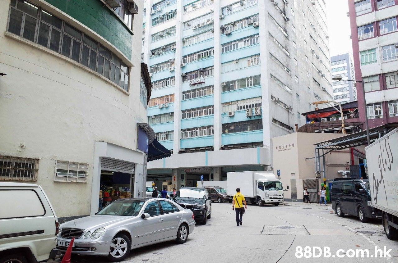 TIEA .hk AY 67  Land vehicle,Vehicle,Car,Urban area,Transport