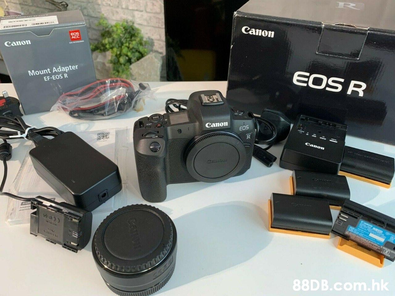 Canon ACC Canon sos ACos Mount Adapter EF-EOS R EOS R Canon EOS Canon Canoun a)) .hk  Cameras & optics,Camera accessory,Camera lens,Point-and-shoot camera,Camera