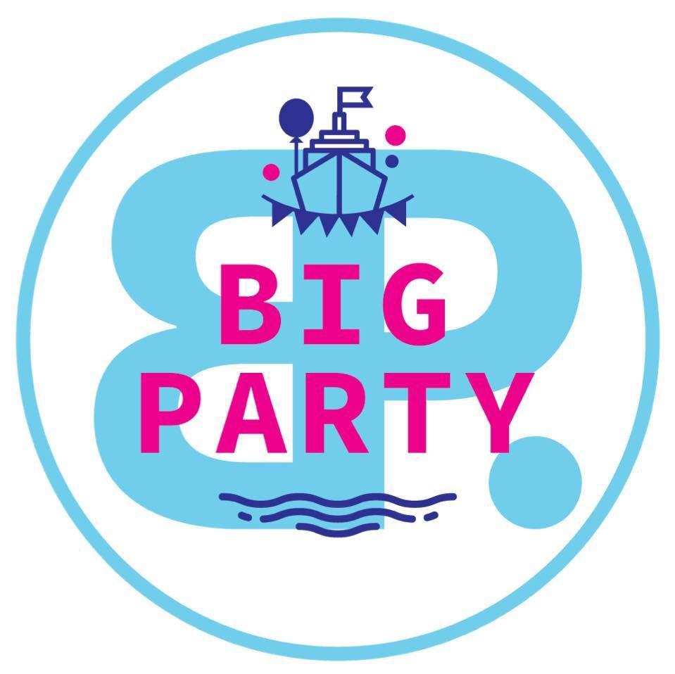 BIG PARTY  Logo,