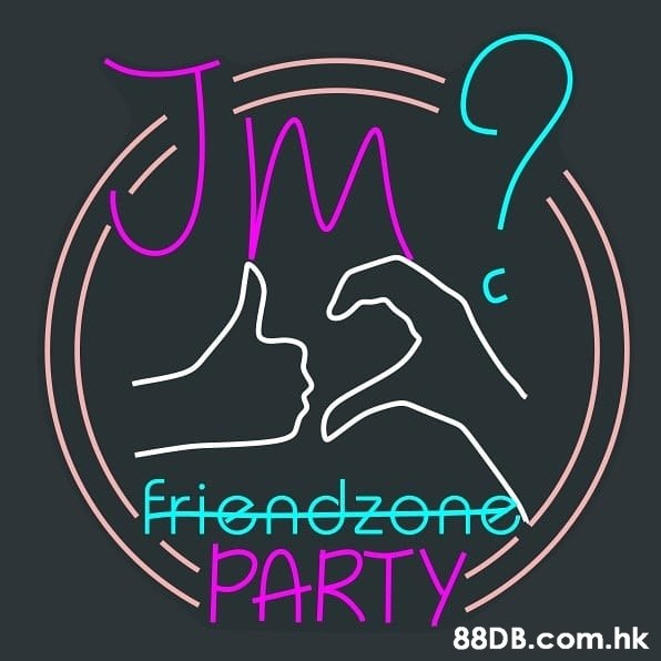 friGndzone PARTY .hk  Font,Text,Graphic design,Logo,Graphics