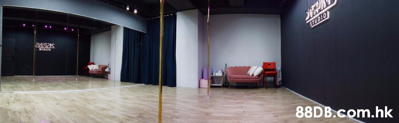 STUDIO .hk  Pole dance,Floor,Room,Dance,Flooring