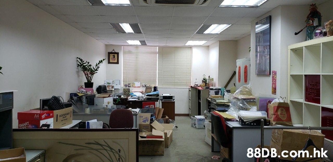 A4 Fed GUDEVBAY SMART OPY V4053 .hk  Building,Office,Room,Ceiling,Interior design