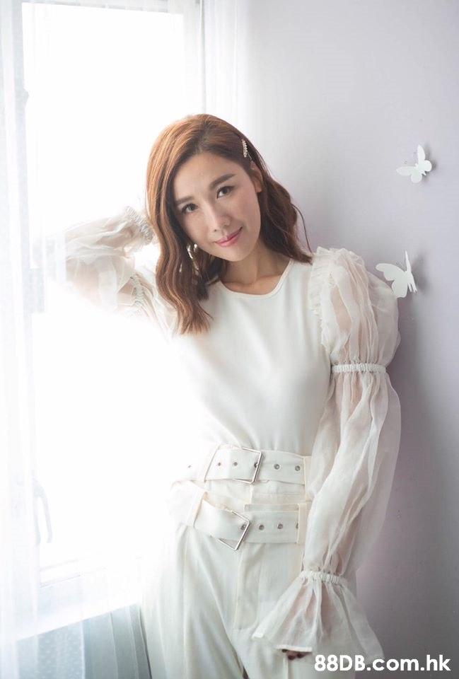 .hk  White,Clothing,Skin,Lady,Beauty