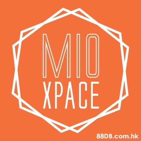 MID XPACE .hk  Orange,Font,Logo,Text,Line