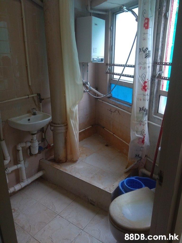 FU FU' .hk  Room,Bathroom,Property,Floor,Plumbing fixture