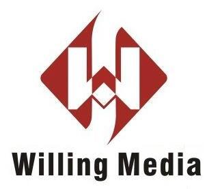 Willing Media  Logo,Trademark,Brand,Graphics,