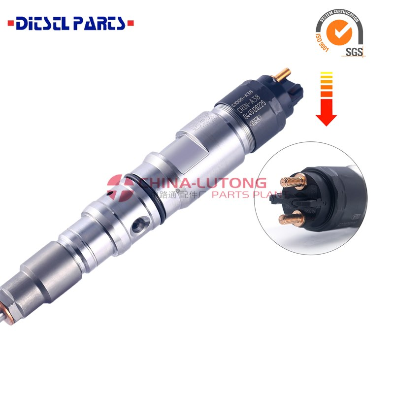 """""""DITSEL PARS- SYSTEM EATHICATION SGS G1000-A38 CRIN-A38 0445120225 06A HINA-LUTONG HE ( PARTS PLANT ISO 9001  Product,Motorcycle accessories,Font,Auto part,"""