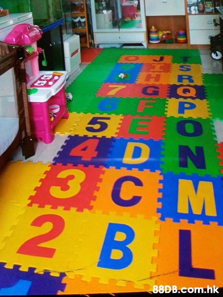 R 4DN 3 CM 2 BL .hk  Floor,Flooring,Play,Toy,