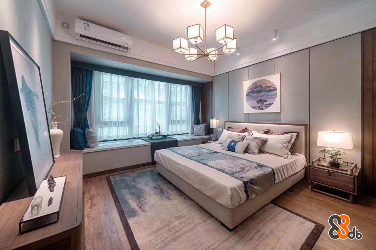 Bedroom,Room,Furniture,Property,Interior design
