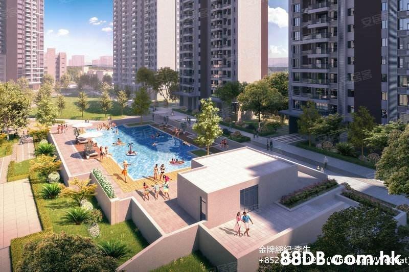 金牌經纪:李生 *85288DBocom.hk.:  Metropolitan area,Condominium,Building,Property,Mixed-use