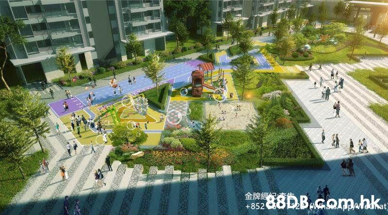 "金牌經行 ""852.uhk. App/Me  Metropolitan area,Urban design,Mixed-use,Condominium,Human settlement"