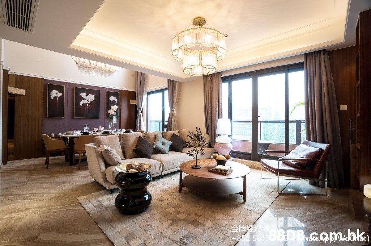 金牌經紀。 +82 56138 DB.cCom.ak,  Property,Room,Interior design,Living room,Furniture
