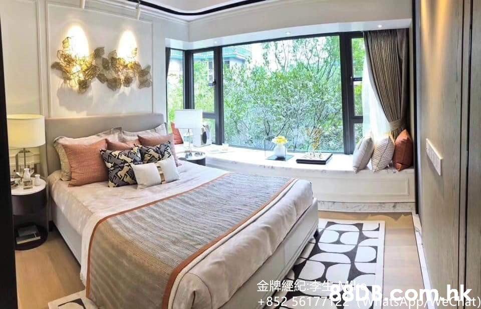 DB.com.hk. +852 56177' TWatsAppWeChat)  Bedroom,Room,Furniture,Property,Interior design