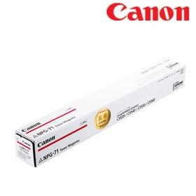 Canon Canom Canon NPG-71 s  Technology,Magenta,Electronic device,Material property