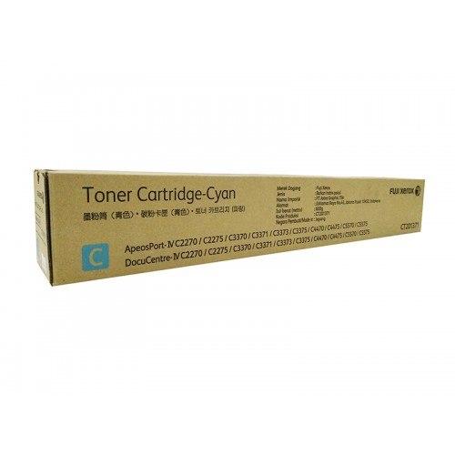 Toner Cartridge-Cyan MetDogng Jeris Nana FUI Xerox Negan elong CO ApeosPort-MC2270/C2275/C3370/C3371/C373/C375/ CAO/CIATS/CISTO SS DocuCentre-C2270/ C2275/C3370/C3371/3373/C375/ CO/CSa as