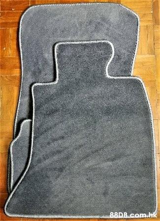 BMW 5 series (F10)(10-17) car mats.