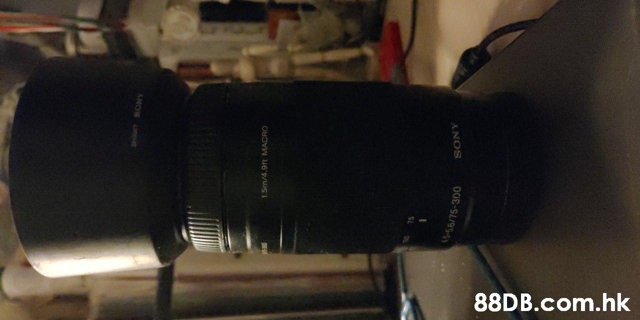 .hk SHOORT SONY 1.5m/4.9ft MACRO SONY  Cameras & optics,Lens,Camera accessory,Camera,Photography