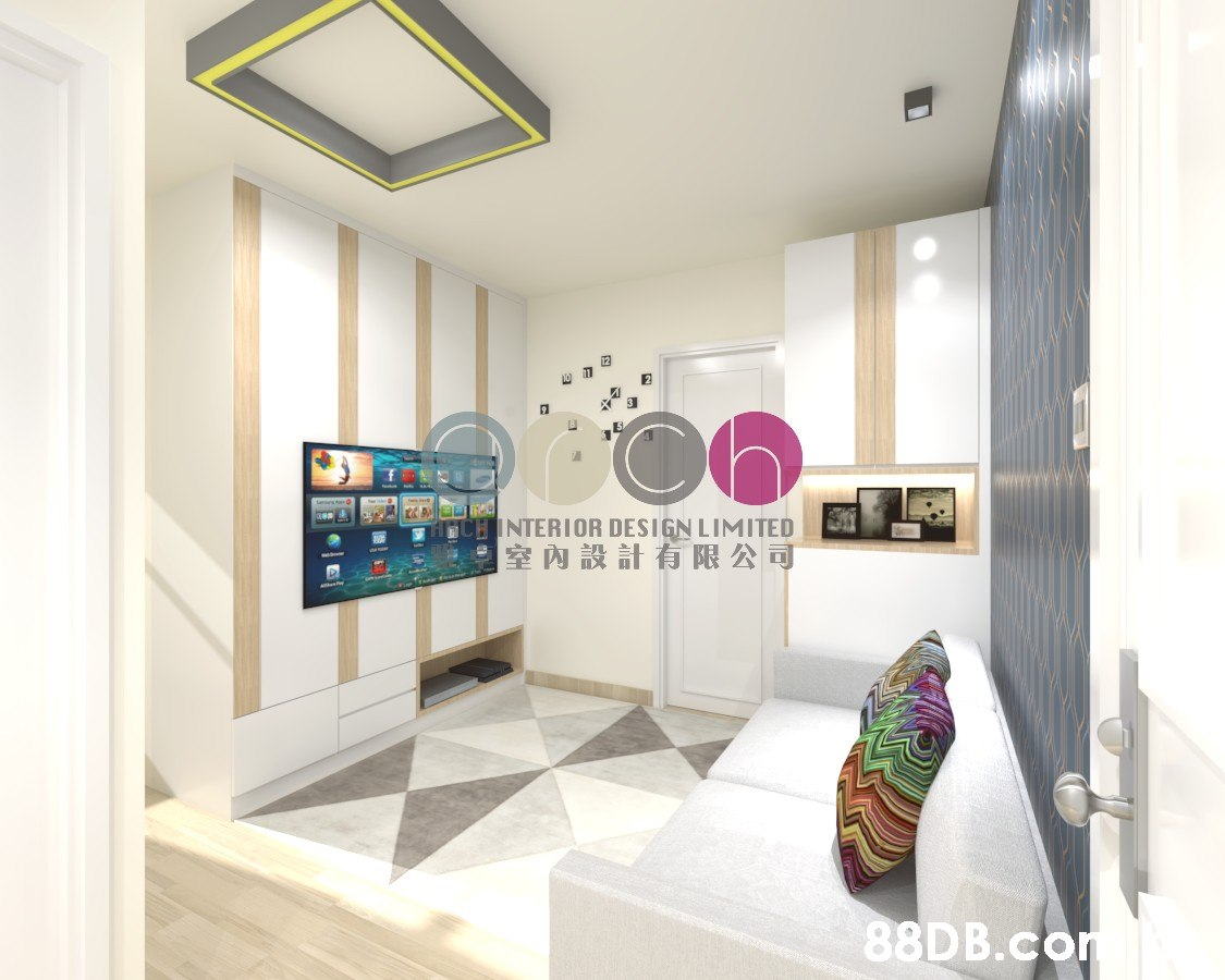 שש INTERIOR DESIGN LIMITED 室內設計有限公司   Interior design,Room,Property,Ceiling,Building