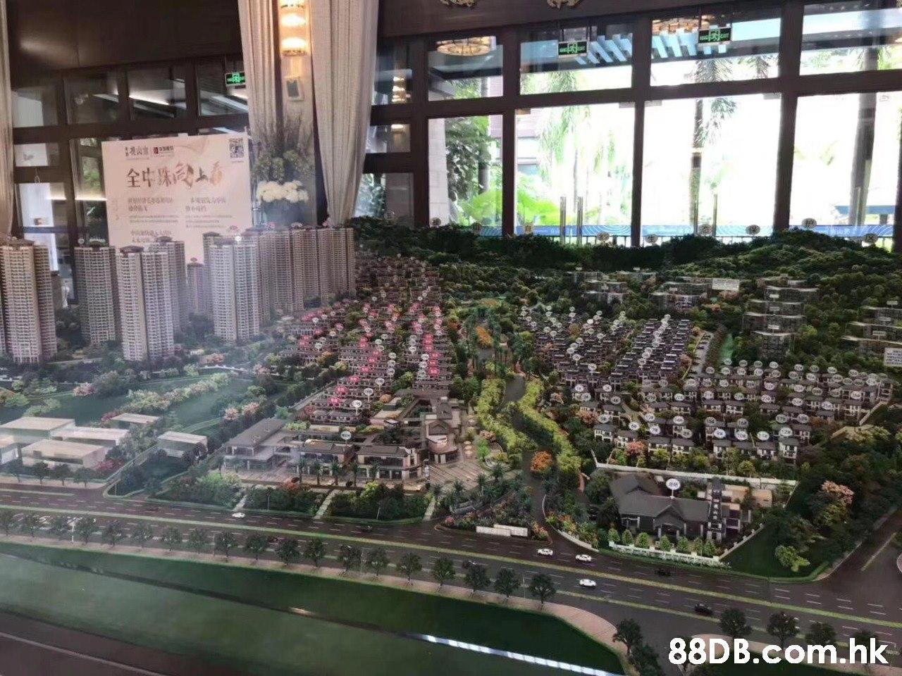 全中珠上 .hk,Urban design,Metropolitan area,Building,Architecture,