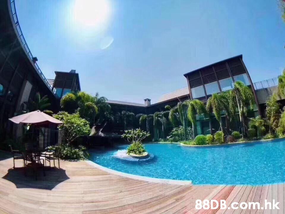 .hk,Swimming pool,Property,Resort,Building,Real estate