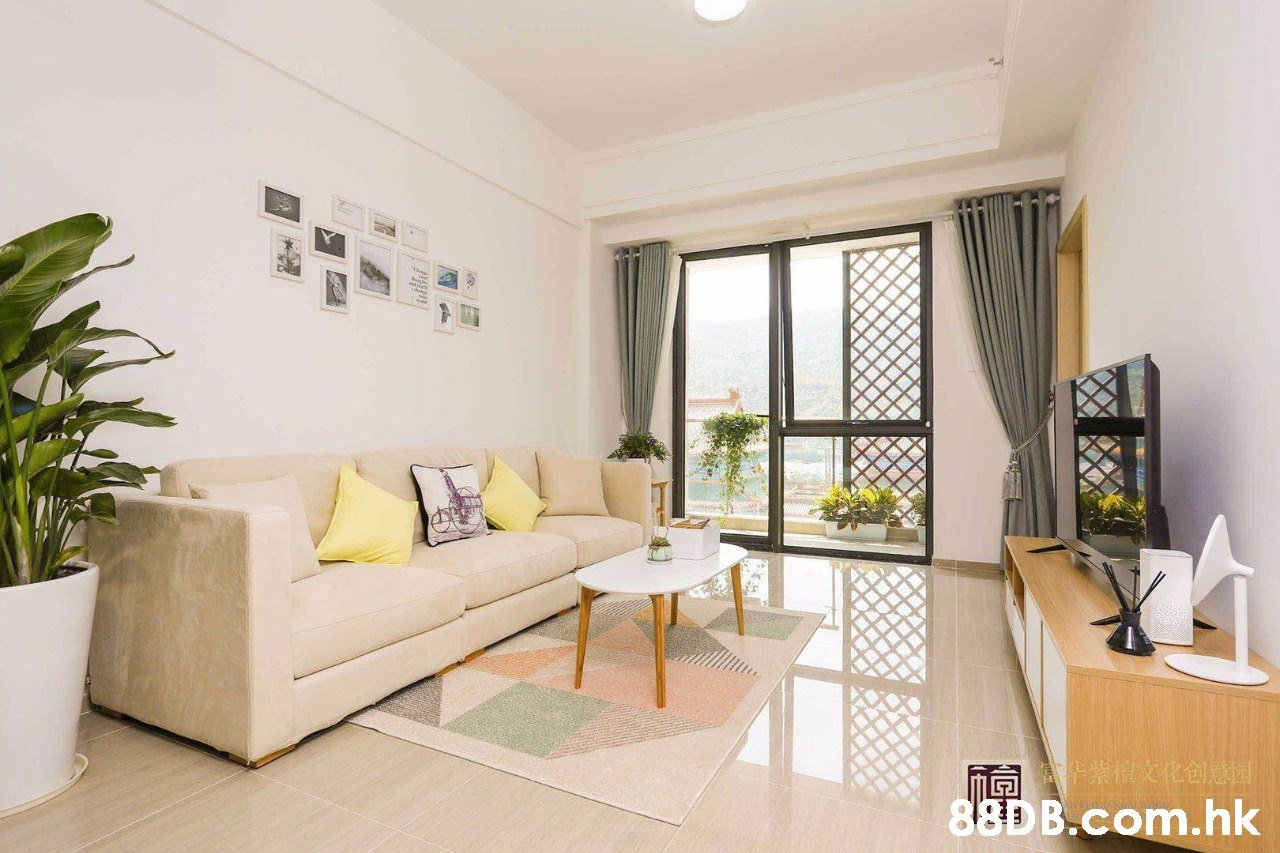 同 父化创意国 88D B.com.hk  Property,Room,Interior design,Living room,Furniture