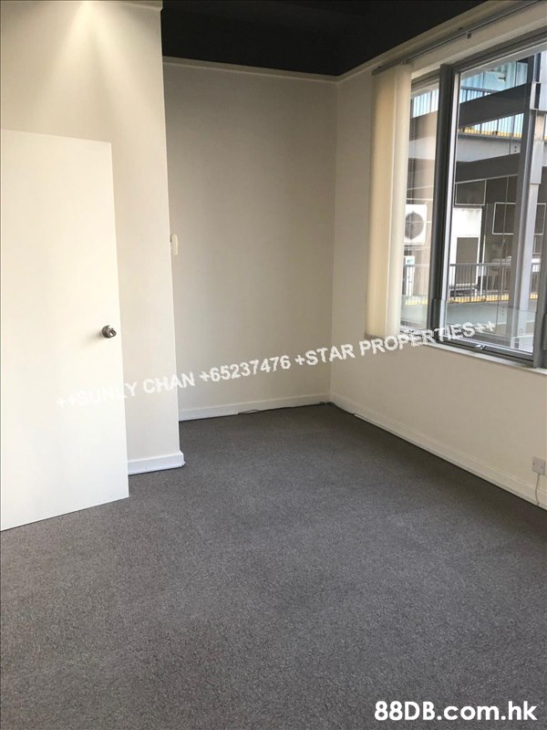 SUNLY CHAN +65237476+STAR PROPERTHES .hk  Property,Floor,Room,Building,Wall