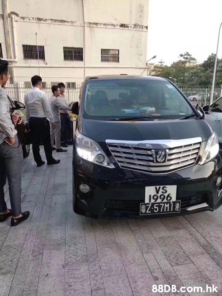 1996 Z-57M1 .hk  Land vehicle,Vehicle,Car,Minivan,Toyota