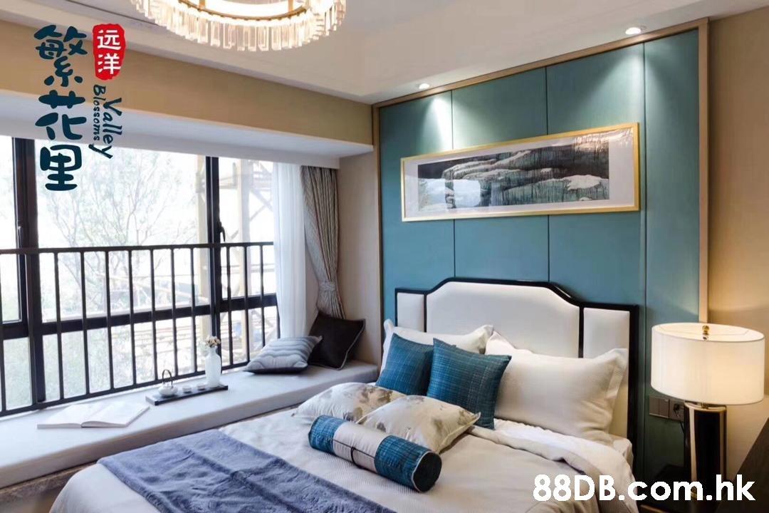 .hk 选洋Valley H Blossoms  Room,Furniture,Property,Bedroom,Interior design