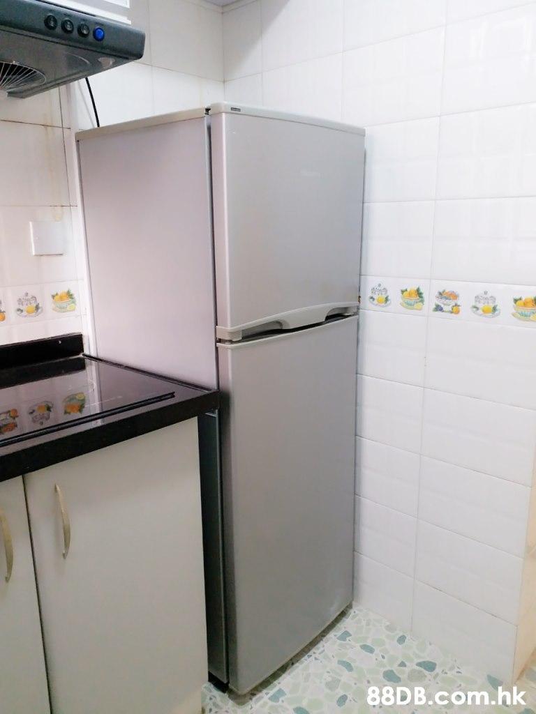 0000 .hk  Refrigerator,Major appliance,Room,Property,Freezer