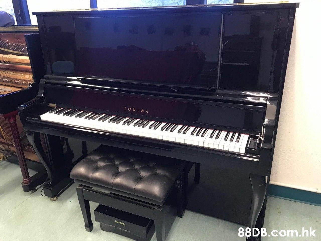 TOKIWA .hk Sun Baby  Piano,Musical instrument,Keyboard,Electronic instrument,Musical keyboard
