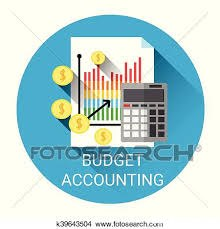 FOTOSARCH BUDGET ACCOUNTING k39643504 www.folosearch.com  Illustration,Diagram,Line,Graphic design,Circle