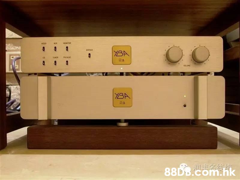 MONITOR AUX DIPASS YBA TUNER 24 VOLUIME YBA 2A 润主名线听 88D8.Com.k  Furniture,Room