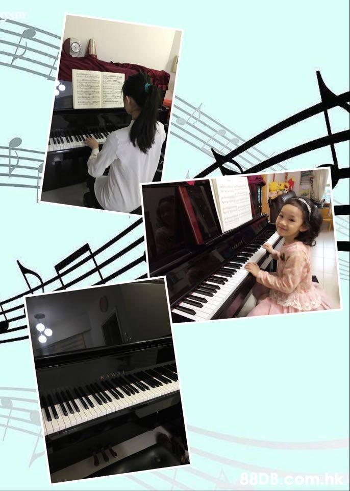 wwww. KAWA A .hk  Piano,Electronic instrument,Musical instrument,Musical keyboard,Music