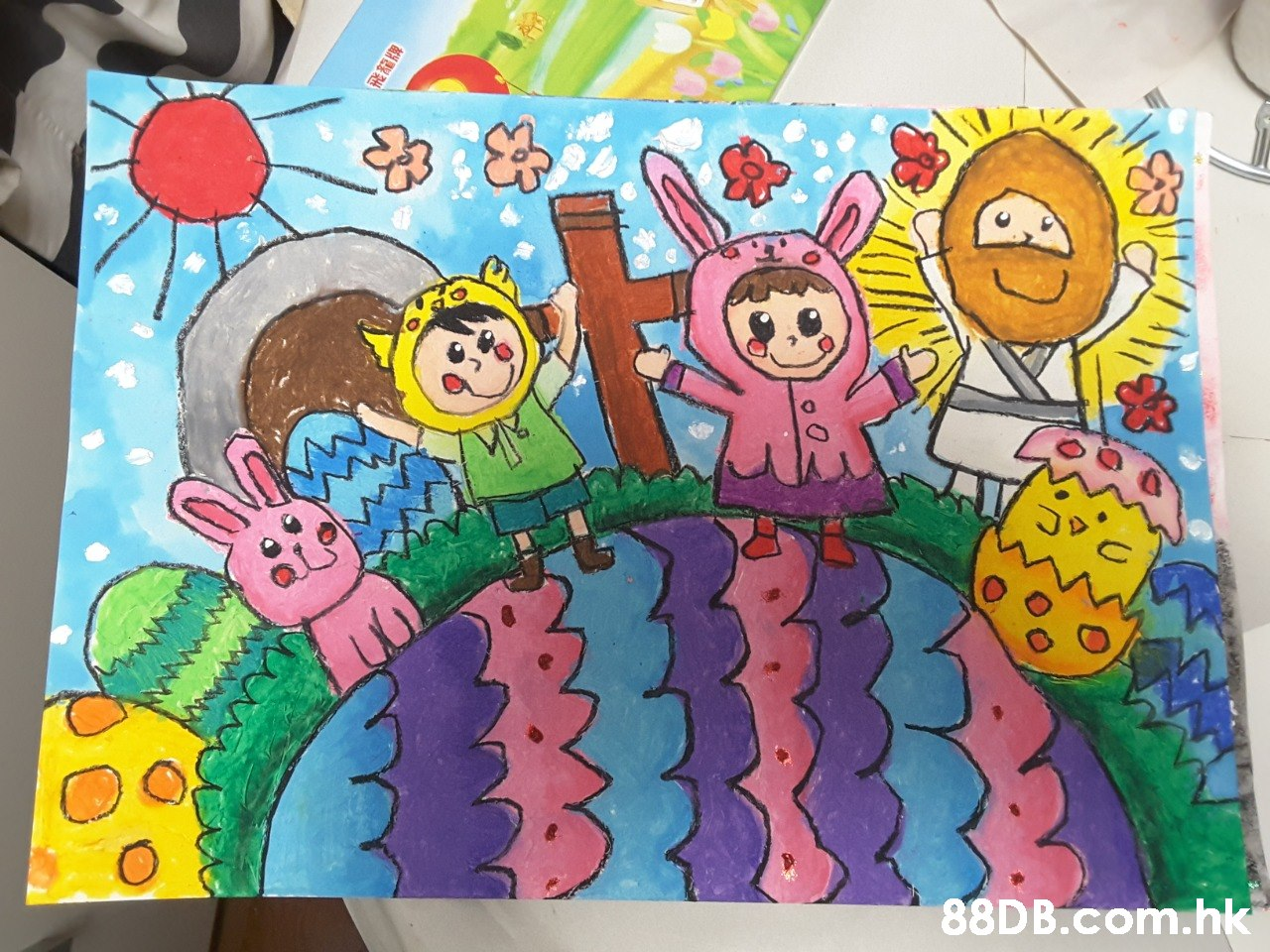 .hk  Cartoon,Child art,Art,