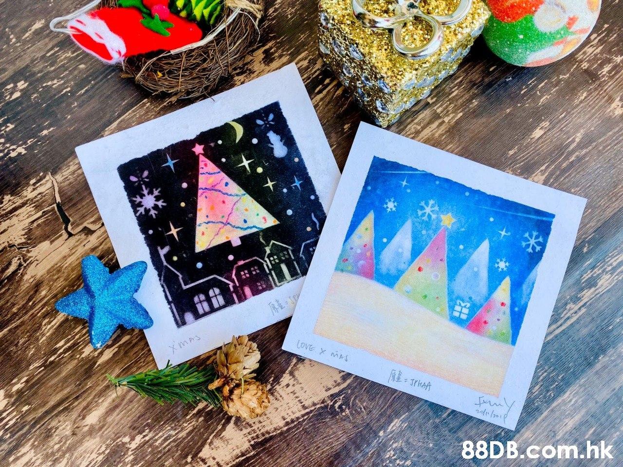 Love x MAS XMAS 2/1/2018 .hk  Leaf,Picture frame,Tree,Art,