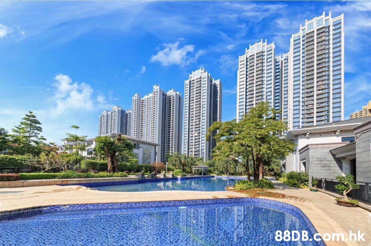 .hk  Condominium,Property,Metropolitan area,Swimming pool,Building