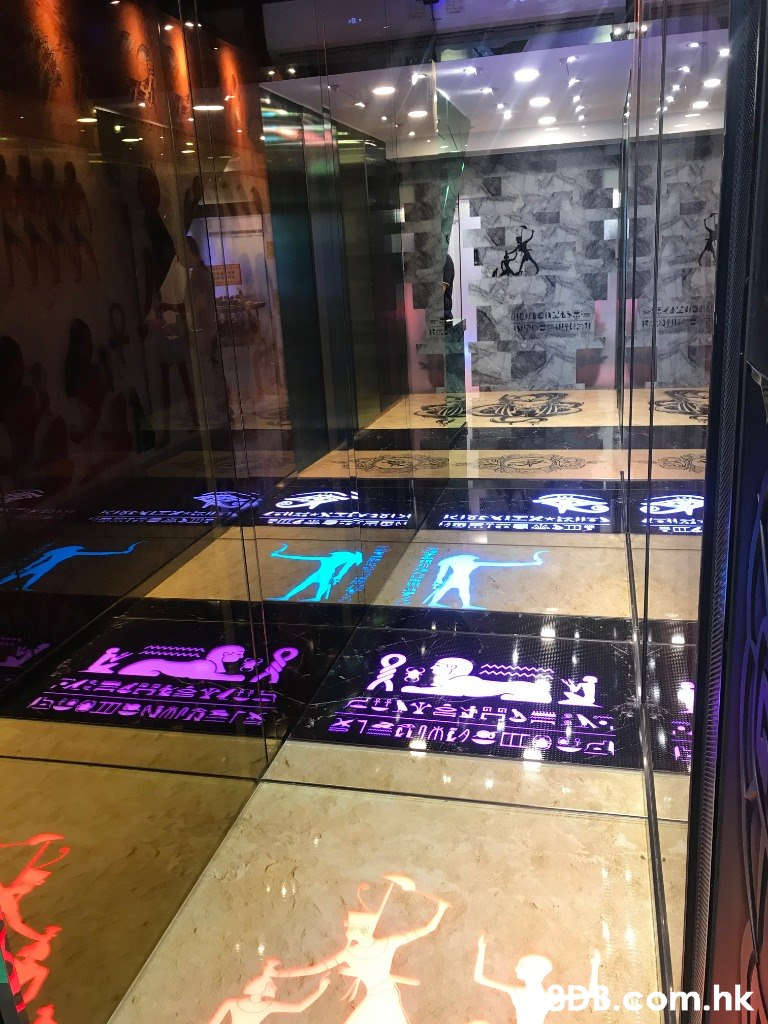 न ट ম OĐB.com.hk  Glass,Technology,Floor,Architecture,Night
