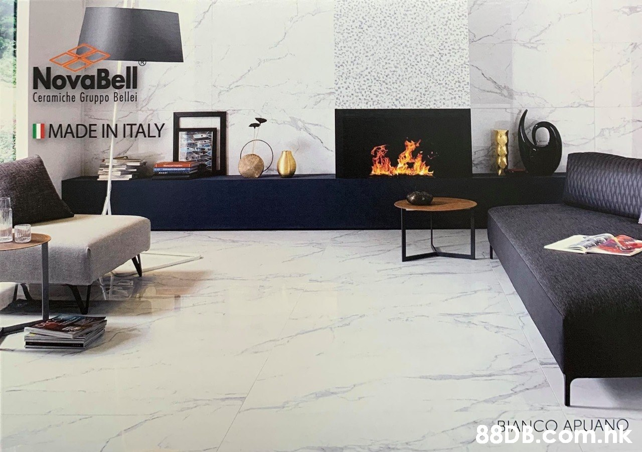 NovaBell Ceramiche Gruppo Bellei I MADE IN ITALY 3IANCO APUANO .HK  Furniture,Living room,Room,Floor,Property